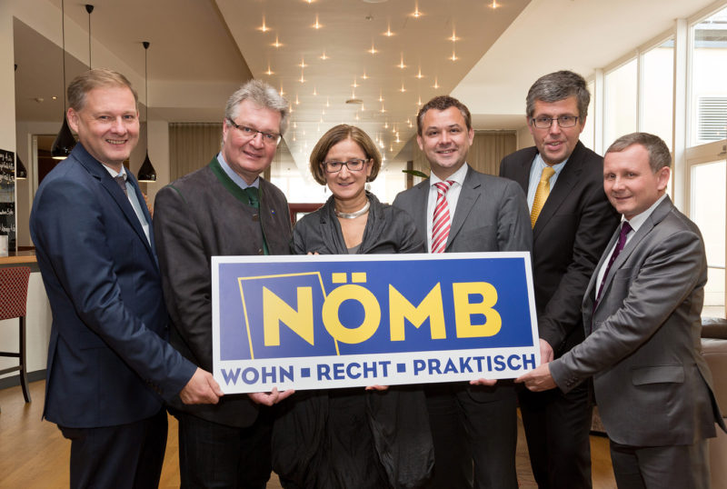 NÖMB-Wohnrechtstagung: Mehr Information für Ratsuchende